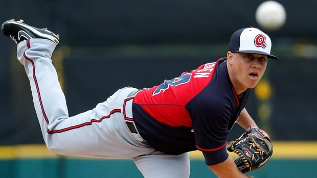 Braves pitcher Kris Medlen had elbow ligament replacement, or Tommy John, surgery on Wednesday after leaving his March 9 start when he felt forearm pain. Medlen was 15-12 with a 3.11 ERA last season.