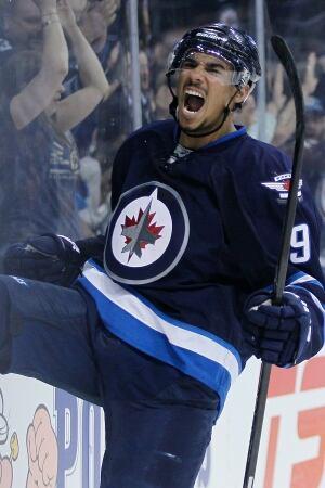 HKN NHL Colorado Avalanche Winnipeg Jets 20140319