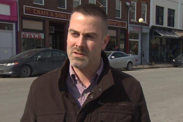 St. John's councillor Jonathan Galgay