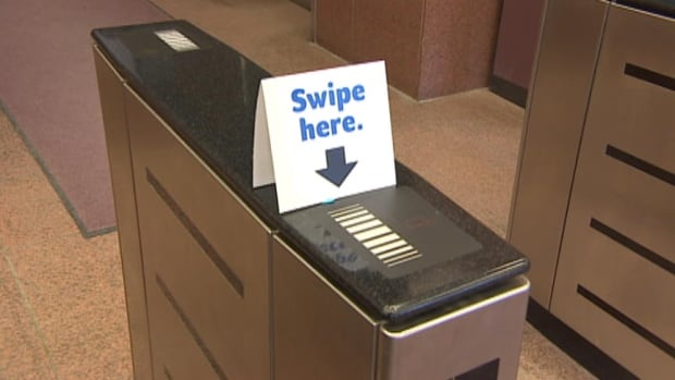 Employees at City Hall will have to start using swipe cards to get to their offices, and visitors to the building who want to take the elevators to the upper floors will have to be screened by security and wear a pass.