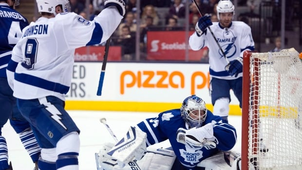 Tampa Bay started and finished strongly against Toronto and Maple Leafs goaltender James Reimer on Wednesday night.