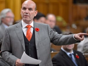 NDP MP Nathan Cullen