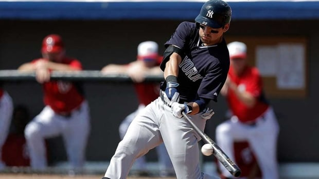 Jacoby Ellsbury joined the New York Yankees as a free agent this off-season.
