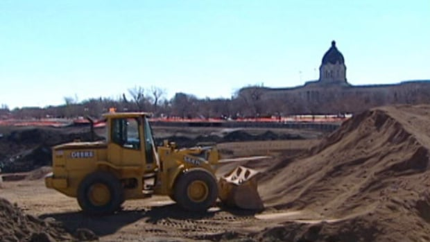 Some 96,000 truckloads of dirt were removed during the 'big dig'.