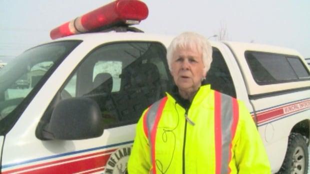 Labrador City Municipal Enforcement Officer Kate Quinton