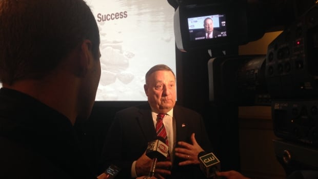 Maine Governor Paul LePage says no one pays attention to what he says until he 'gets ridiculous.'