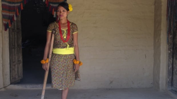 The Sound of One Leg Dancing plays at the Toronto Nepali Film Festival.