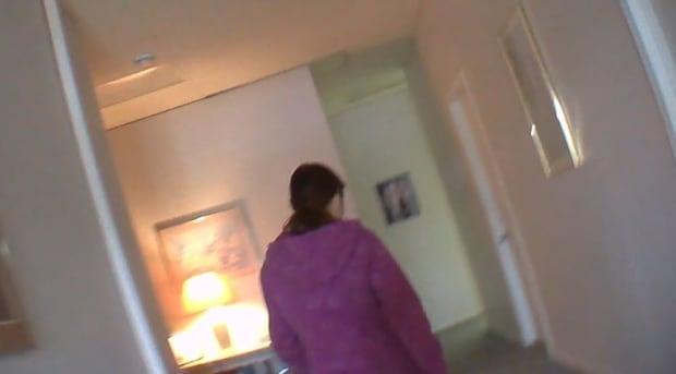 Inside a massage parlour in Regina