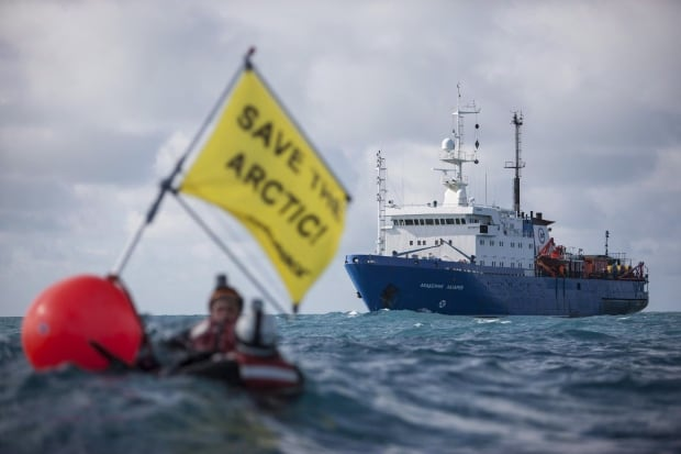 Russia Greenpeace