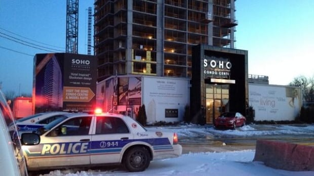 A fire in a construction trailer at the Soho Champagne condo development on March 24 caused about $150,000 in damage.