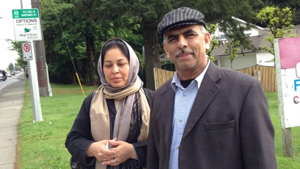 Munir Ahmad (right), who came to Canada from Pakistan in 1999, moved to Pelican Narrows about four years ago.