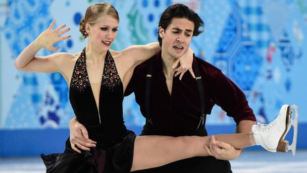 Canada's Kaitlyn Weaver and Andrew Poje were seventh in their Olympic debut last month in Sochi.