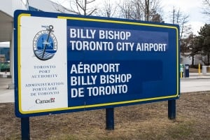 billy.bishop.airport.sign.