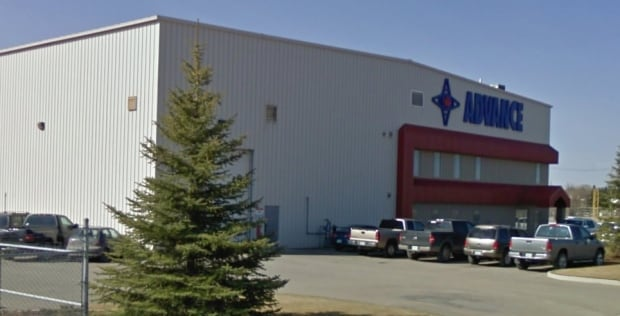 Advance Engineered plant in Saskatoon