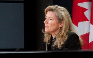 Interim Privacy Commissioner Chantal Bernier