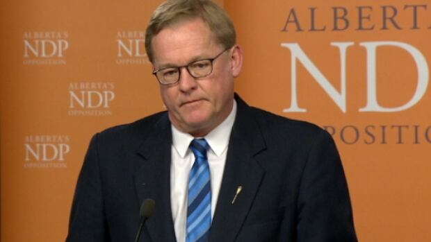 On Tuesday, NDP health critic David Eggen released new documents on the extent of problems at Edmonton's Misericordia Hospital.