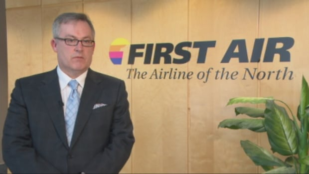 'When you have something like this happen, you take a hard look in the mirror and put your whole operation under a microscope,' said Chris Ferris, First Air's executive vice president.