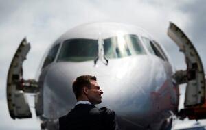 Par7223286 Aeroflot crew