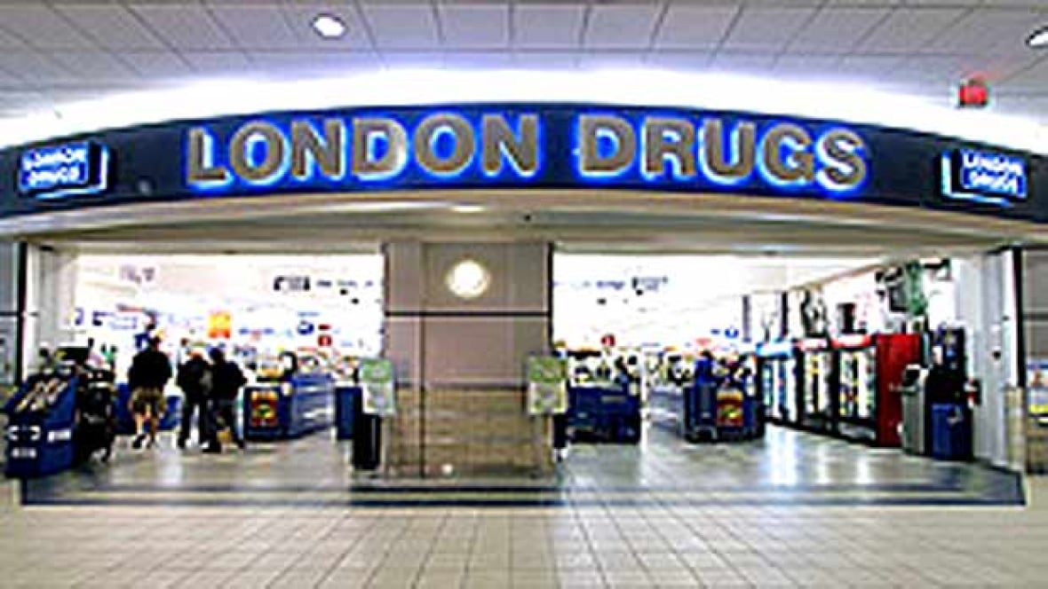 London drugs chilliwack