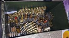 Large calibre bullets