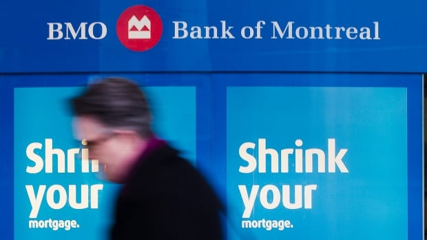 Bank of Montreal announced Tuesday is it trimming the rate on one of its five-year mortgages, and TD said it would follow.