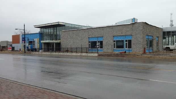 The new LaSalle town hall will be ready by June 1.