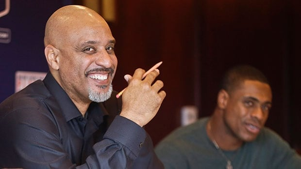 Former all-star Tony Clark became acting executive director of the MLBPA when Michael Weiner died Nov. 21, 2013.