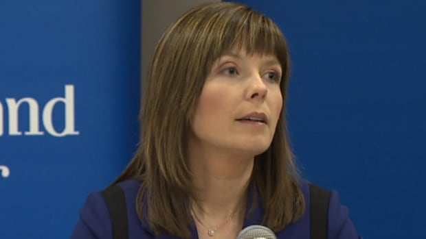 Finance Minister Charlene Johnson says multi-billion-dollar pension liabilities is the chief financial problem facing Newfoundland and Labrador.
