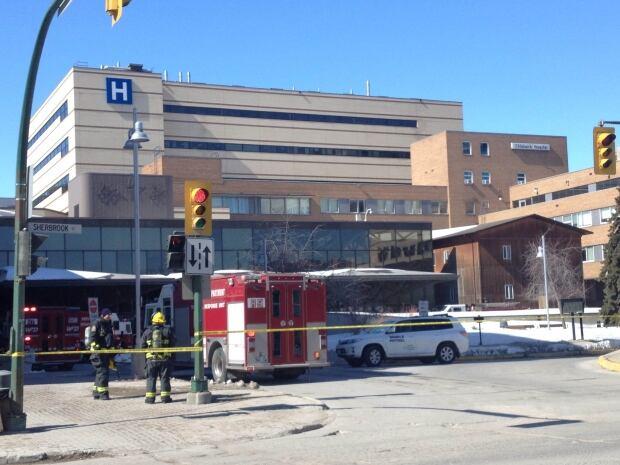 Health Sciences Centre evacuation