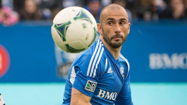 Impact forward Marco Di Vaio is anxious to return to the MLS team after watching his teammates drop the first three games of the season. Having served a three-game suspension, he will attempt to fill the net once more after scoring 20 times last seaosn, all in open play.