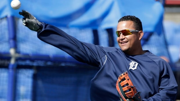 Miguel Cabrera's new deal with the Tigers will see him make $292M US over the next decade.