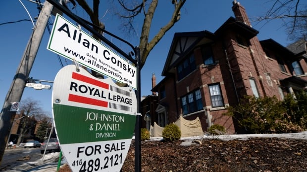 Detached homes in both Toronto and Vancouver sell for over $1 million, and prices are still rising.