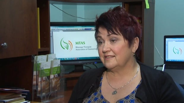 Lori Green, executive director of the Massage Therapist Association of Saskatchewan, says regulation of the health-care service would help her members.