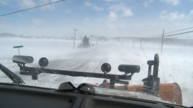This year's volume of snow has taken its toll on the province's snow clearing equipment.