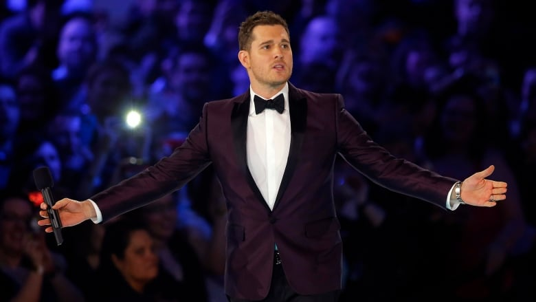 Michael Bublé Responds To Backlash Over Hungry Shorts Instagram