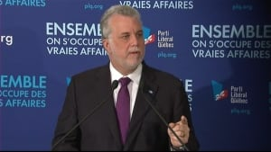 Philippe Couillard liberal party quebec
