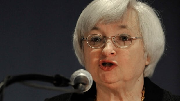 Federal Reserve Chair Janet Yellen rattled markets with comments in her first press conference since taking the top job. But the minutes released today reassured traders that low rates around for some time.