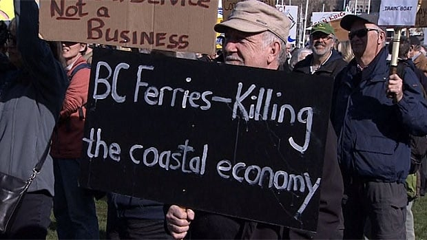 Coastal cutbacks