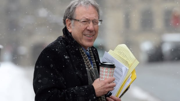 Veteran Liberal MP and former minister of justice Irwin Cotler says he was poisoned during a 2006 Moscow visit and he doesn't think it was an accident.