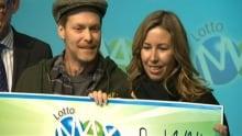 OLG $48M winners Tina Ferrone Kanata