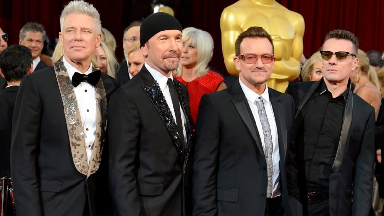 U2's The Joshua Tree tapped for Library of Congress