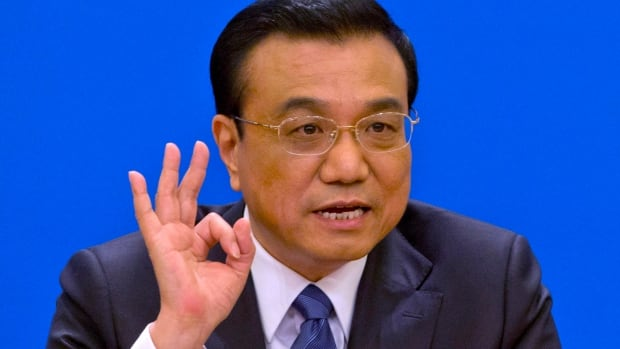 Chinese Premier Li Keqiang has unveiled a stimulus package to help the country hit its target of 7.5 per cent growth this year.