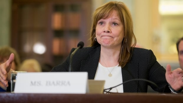 General Motors CEO Mary Barra and other executives at the auto maker will face a grilling from Senators on Thursday about what they knew in the company's recall scandal, and when.
