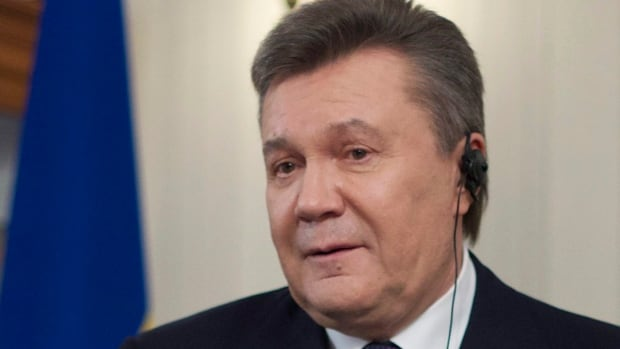 Ousted Ukrainian President Viktor Yanukovych says the annexation of Crimea was a tragedy and he would have done everything possible to prevent it, had he remained in power.