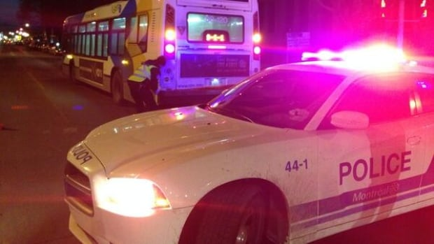Police have a suspect in custody after a woman in her 50s was stabbed in Montreal's St-Leonard borough.