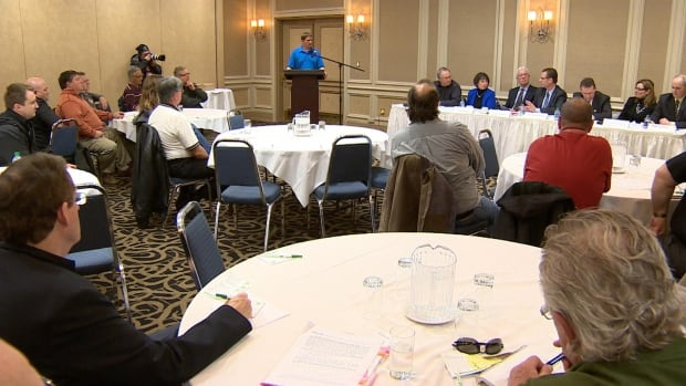 The Mines Review Safety Committee met in Sudbury to hear from the public on how the industry could be made safer.