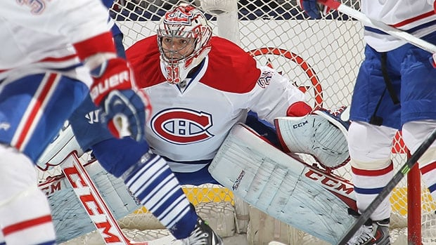 Montreal goalie Carey Price has enjoyed a banner year, backstopping Canada to Olympic gold and the Canadiens to a post-season spot.