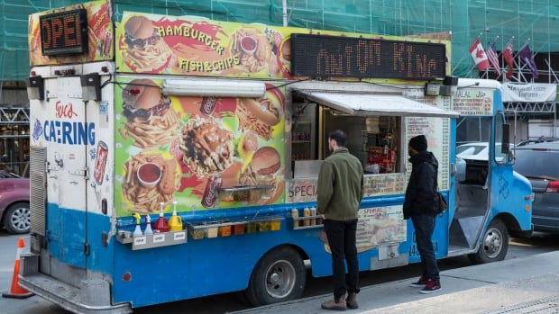 City council on Thursday approved new rules for city food trucks. They have to stay 50 metres away from a restaurant.