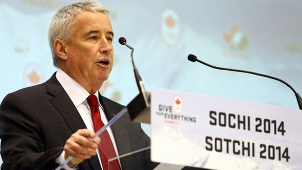 Bob Nicholson has been president and CEO of Hockey Canada for more than 15 years.