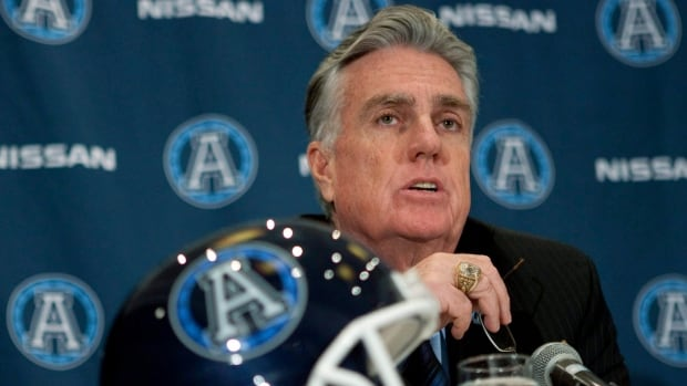 Toronto Argonauts new general manager Jim Barker will once again have to reassemble a lineup that can compete for the Grey Cup.